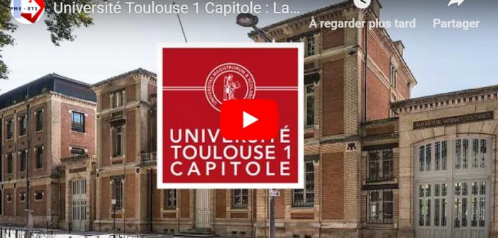 Université Toulouse 1 Capitole – La Formation continue qui répond aux besoins des entreprises