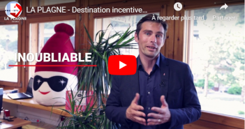 LA PLAGNE – Destination incentive grand frisson