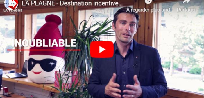 LA PLAGNE – Destination incentive grand frisson