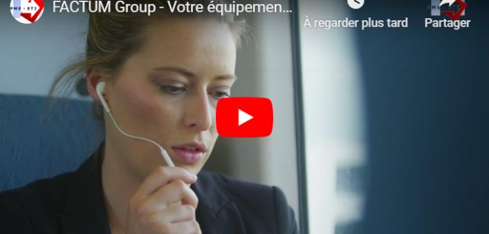 FACTUM Group – Votre équipement mobile, notre engagement