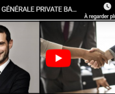SOCIÉTÉ GÉNÉRALE PRIVATE BANKING – Le temps d'un café avec Frédéric Poilpré pour parler cession d'entreprise