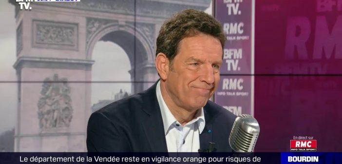 Coronavirus : «Réagir vite et fort» selon Geoffroy Roux de Bézieux, président du Medef