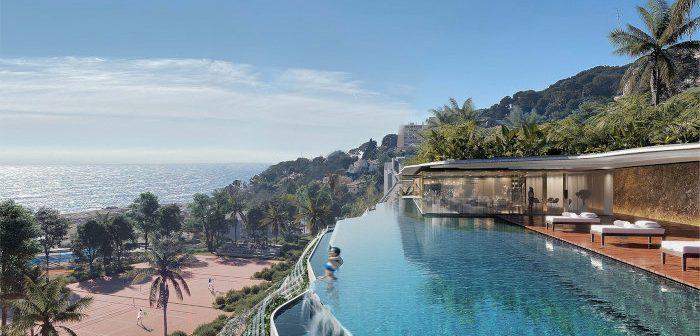 Un complexe hôtelier de luxe sur la Côte d'Azur pour 2025