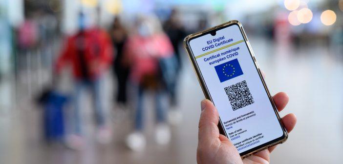 Certificat sanitaire européen : comment ça fonctionne ?