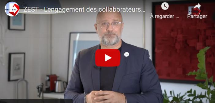 ZEST – L'engagement des collaborateurs… simplement